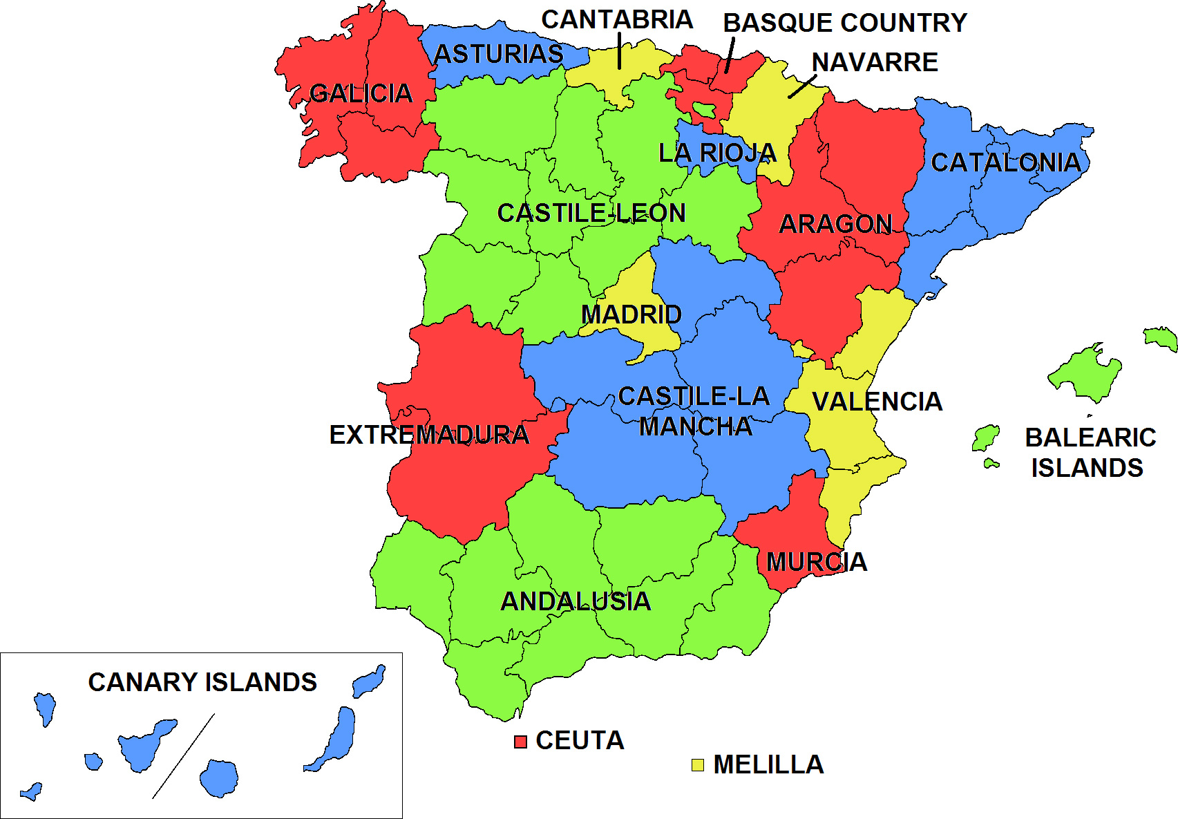 Map Of Spain Download Free.Gps Tracks Repository Spain Tracks Terra Map